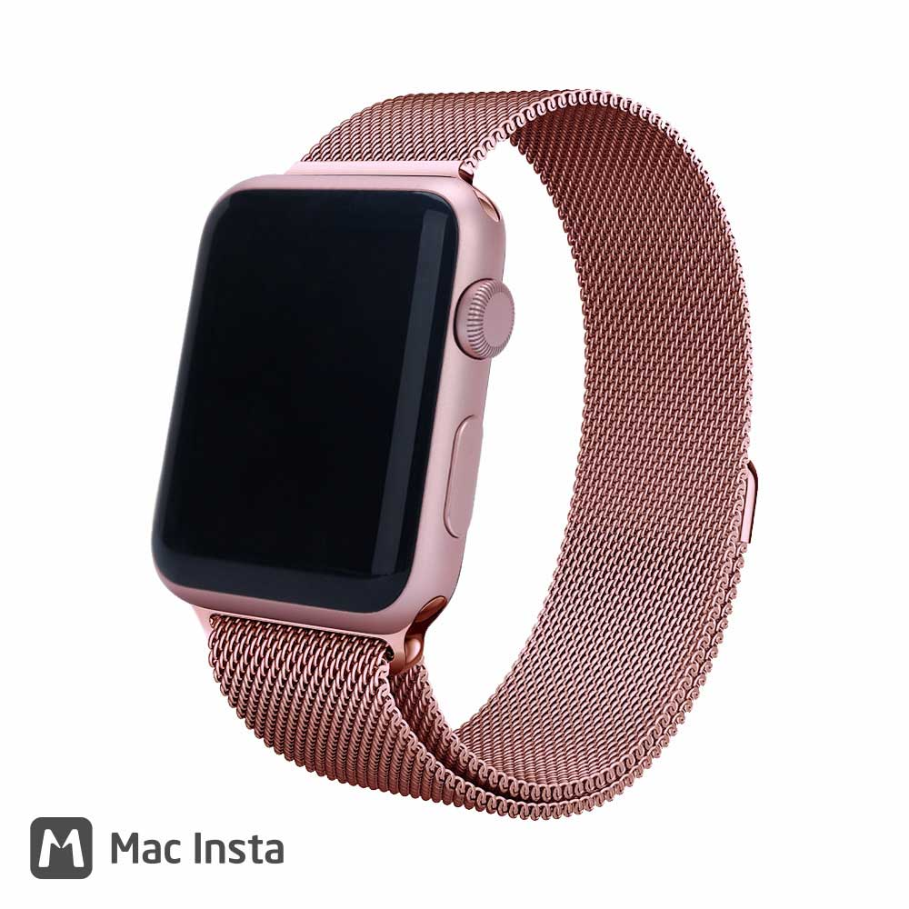 Dây Apple Watch cho nữ Milanese Loop