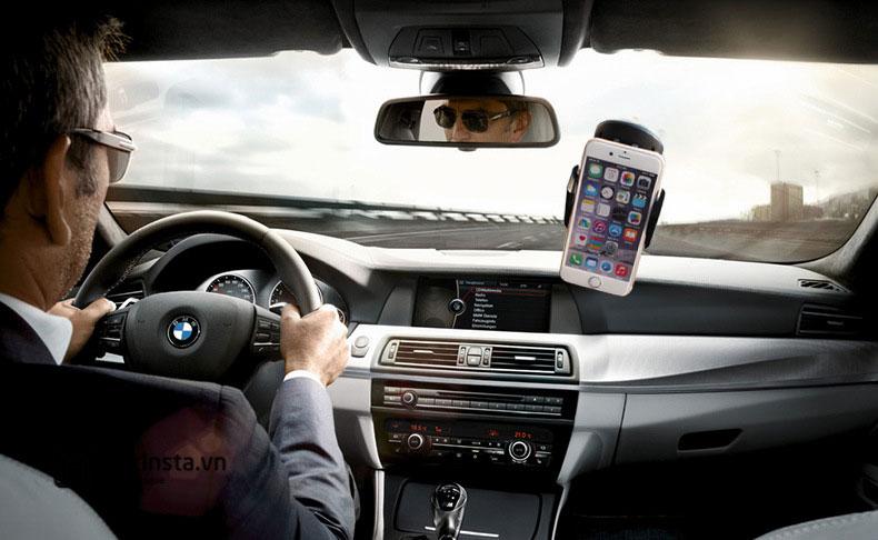 Kẹp giữ điện thoại trên xe hơi CarMouse